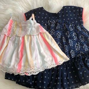 BUNDLE! gap Dress and Top